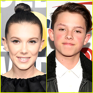 Millie Bobby Brown & Jacob Sartorius: New Couple Alert?!