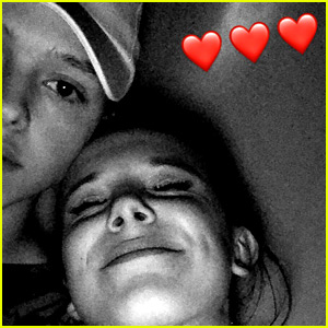 Millie Bobby Brown & Jacob Sartorius Are Making It Instagram Official!
