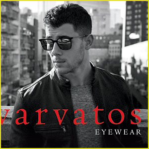 Nick Jonas is the Face of John Varvatos' New Campaign