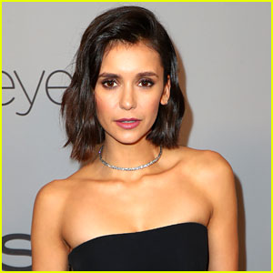 Nina Dobrev Helps Make a Fan's Wish Come True