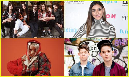 Meet JJJ's Musicians to Watch in 2018! (Exclusive)