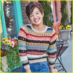 Andi Mack's Peyton Elizabeth Lee Joins 'The Lion Guard' as New Lion!