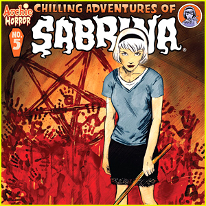 'Chilling Adventures of Sabrina' Casting Harvey & Sabrina's Best Friend Rosalind Now