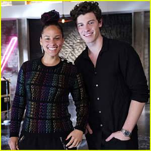 Shawn Mendes Joins Alicia Keys' Team on 'Voice' Season 14 as Celebrity Advisor