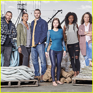 Freeform Debuts Thrilling New 'Siren' Teaser With Alex Roe & Eline Powell - Watch Now!
