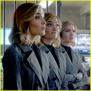 Skyler Samuels Would Be 'Lost' Without Her Frost Sisters Co-Stars on 'The Gifted'