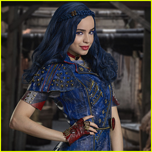 Sofia Carson Wants Evie To Be More Wicked in 'Descendants 3'
