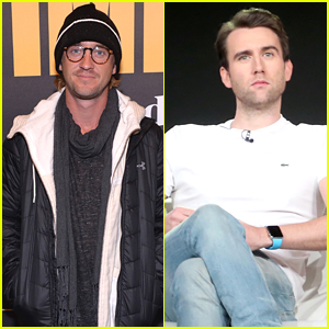 Matthew Lewis' Sundance Flight Gets Delayed & Tom Felton Waits For Him