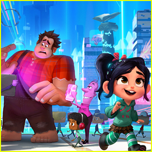 Disney Debuts New 'Wreck-It Ralph 2' Pic - See It Now!