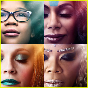 'A Wrinkle in Time' Goes Behind-the-Scenes With Storm Reid - Watch Now!
