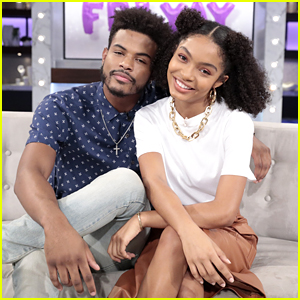 'Grown-ish' Stars Yara Shahidi & Trevor Jackson Are Quizzed on 'The Real'