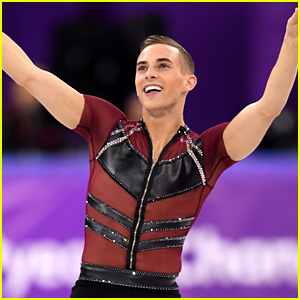 Adam Rippon Wows Us with His Olympics Short Program - Watch Now!