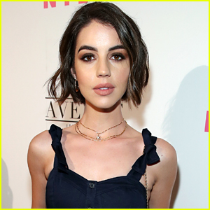 Adelaide Kane Shows Off New Blonde Hair on Instagram!