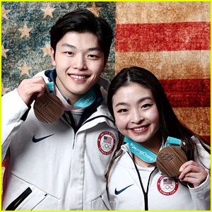 Ice Dancers Maia & Alex Shibutani Made History at Figure Skating Team Event at Olympics