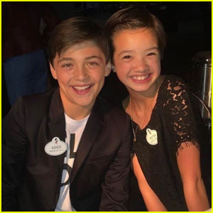 Asher Angel Wraps Filming on 'Andi Mack' Season Two!