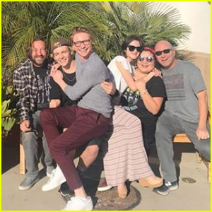 The 'Austin & Ally' Cast Just Reunited!