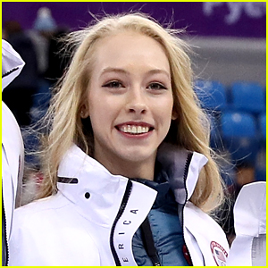 Figure Skater Bradie Tennell Has Super Long Hair Amp Only