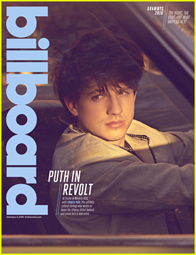 Charlie Puth Says 'Attention' Made Him an Artist in 'Billboard' Cover Story