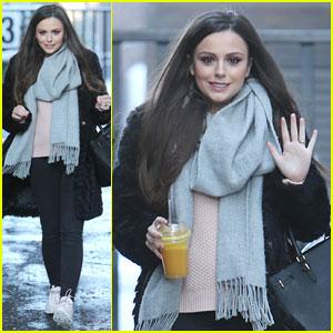 Cher Lloyd Talks 'X Factor' Days, Shows Off Baby Bump On 'Lorraine'