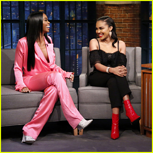 China Anne McClain & Nafessa Williams Dish On The Audience Connection to 'Black Lightning'