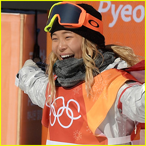 Chloe Kim Wins Gold for Team USA in Snowboard Halfpipe at Olympics 2018!