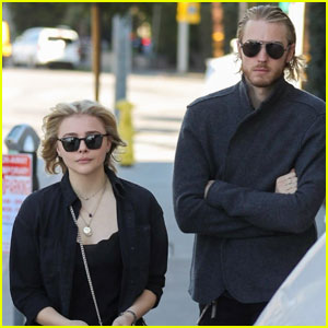 Chloe Moretz Has Two Valentines This Year!