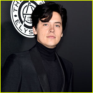 Cole Sprouse Opens Up About Dealing With Anxiety