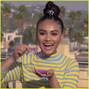 Daniella Perkins Always Wanted To Be a Nickelodeon Star (Exclusive)