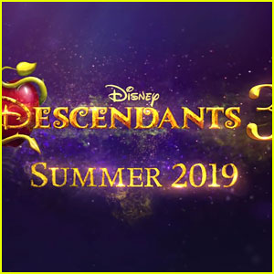 'Descendants' Cast React to Third Film Announcement - Watch!