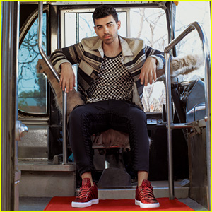 Joe Jonas & DNCE Look Stylish in Their K-Swiss Spring 2018 Photo Shoot!