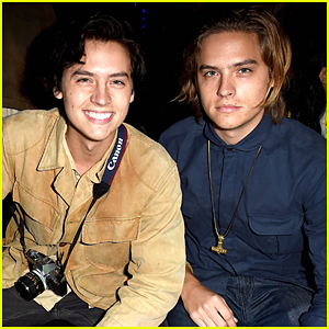 Dylan Sprouse Shares That He & Cole Are Working Together, Just Not In The Way You Think