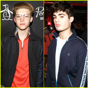 Ricky Garcia & Emery Kelly Hit Original Penguin Campaign Launch in NYC