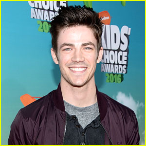 Grant Gustin Really Wants To Win a Kids' Choice Award