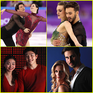 Ice Dancers Alex & Maia Shibutani Win Bronze at Winter Olympics 2018!