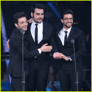 Il Volo Make Triumphant Return To San Remo Music Festival