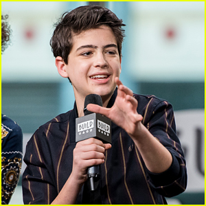 Andi Mack's Joshua Rush Opens Up About Cyrus Being Gay & Hopes More Shows Will Follow in Their Footsteps