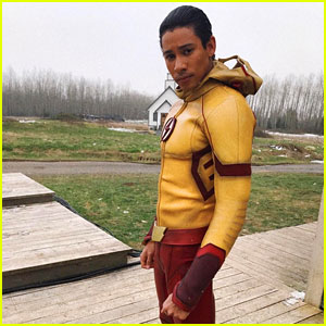 Keiynan Lonsdale Is Proud To Be a Queer Boy Playing a Black Superhero on 'Legends of Tomorrow'