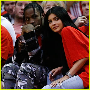 Kylie Jenner & Travis Scott Are 'Not Officially Living Together' (Report)
