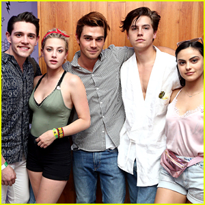 Lili Reinhart Says Cole Sprouse Brings the 'Riverdale' Cast Down To Earth