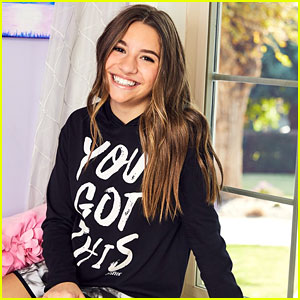 Mackenzie Ziegler Designs Spring Clothing Line with Justice!