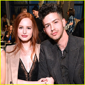 Madelaine Petsch Vlogs First Time at New York Fashion Week - Watch!