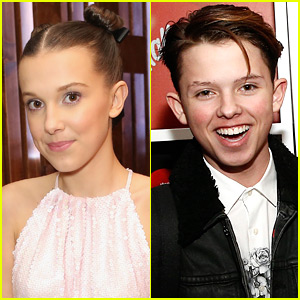 Millie Bobby Brown Rocks Out at Boyfriend Jacob Sartorius' Concert!