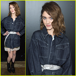 Natalia Dyer Doesn't Want This Fashion Trend To Ever Come Back in Style