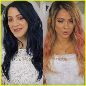 Niki & Gabi DeMartino Go Wedding Dress Shopping - Watch Now!