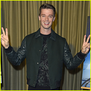 Patrick Schwarzenegger Goes to Germany to Promote His Movie!