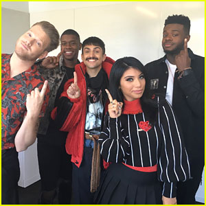 Pentatonix Announce Matt Sallee As Permanent Member of Group, Tease New Music Soon