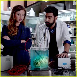 'iZombie' Stars Aly Michalka & Rahul Kohli Tease Ravi & Peyton's Relationship in Season 4