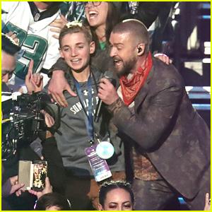 'Superbowl Selfie Kid' Ryan McKenna Reacts To Becoming a Viral Sensation after Justin Timberlake Selfie Moment