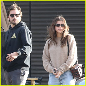 Scott Disick Got Sofia Richie a New Puppy With the Cutest Name