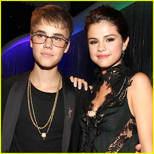 Justin Bieber & Selena Gomez Couple Up for His Dad's Big Day!